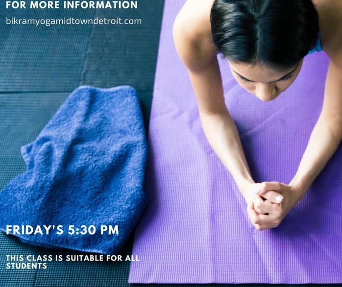 Intermediate Bikram Yoga